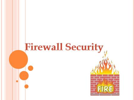 P RESENTED B Y - Subhomita Gupta Roll no: 10 T OPICS TO BE DISCUSS ARE : Introduction to Firewalls  History Working of Firewalls Needs Advantages and.