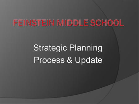 Strategic Planning Process & Update. PLC NORMS Responsible Actively Participate Respectful No side bar conversations Reliable Start and end meetings on.
