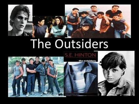 the outsiders essay about darry The outsiders (film) study guide contains a biography of francis ford coppola, literature essays, quiz questions, major themes, characters, and a full summary and analysis.
