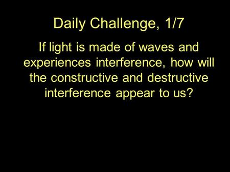 introduction to interference and diffraction Interference of light the modification in the distribution of light energy due to  superposition of two or more waves is called interference of light.