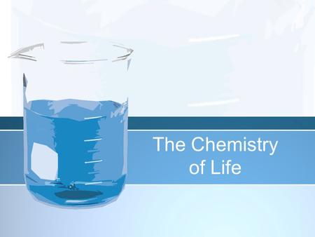 The Chemistry of Life. Section 2.1 Atoms The basic unit of matter are atoms. 100 million atoms would make a row only about 1 cm long! Consists of subatomic.