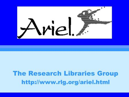 The Research Libraries Group