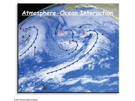 Atmosphere-Ocean Interaction. Upcoming Schedule Thursday, March. 14: Exam review in class Tuesday, March. 19: Second midterm exam. The exam will cover.