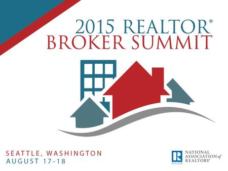 Economic and Real Estate Outlook By Lawrence Yun, Ph.D. Chief Economist National Association of REALTORS®