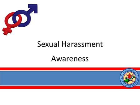 Sexual Harassment Awareness. Scope of the Problem Women make up 3.7% of the total number of firefighters in the US 88% of them report some form of sexual.