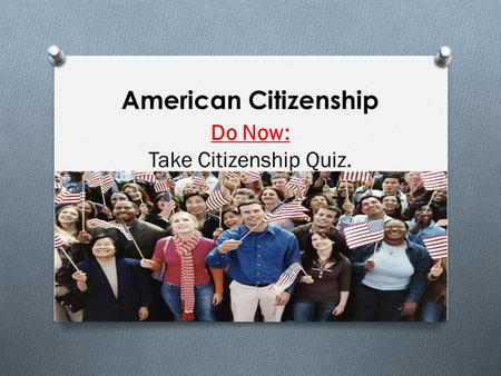 citizenship quiz essay Test your knowledge of the united states with these sample questions from the us citizenship and immigration services naturalization test.