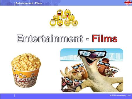 Entertainment - Films © 2011 wheresjenny.com. Entertainment - Films © 2011 wheresjenny.com TrailerVisual EffectsTheatre AnimationActressActor.