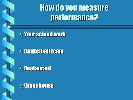 how to measure team performance pdf