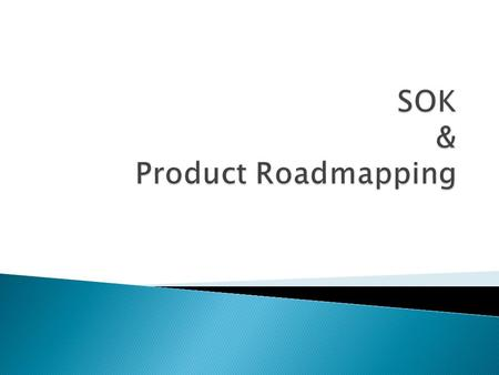  Get definitions about Roadmapping (in order to construct my own)  Get more method fragments  Construct method.