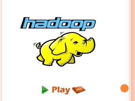 W HAT IS H ADOOP ? Hadoop is an open-source software framework for storing and processing big data in a distributed fashion on large clusters of commodity.