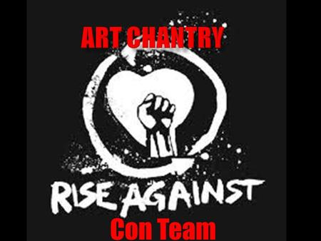 Con Team.  Art Chantry born April 9, 1954 in Seattle.  He is a graphic designer often associated with the posters and album covers.