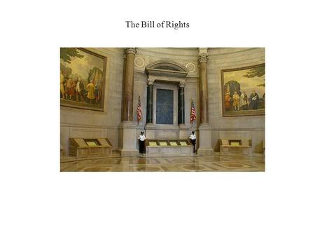 "The Bill of Rights. ""Celebrate Freedom Week"" A) Each social studies class shall include…appropriate instruction concerning the intent, meaning, and importance."