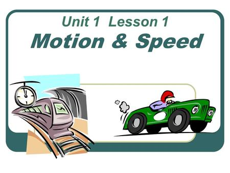 Copyright © Houghton Mifflin Harcourt Publishing Company Unit 1 Lesson 1.