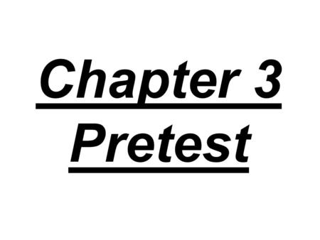Chapter 3 Pretest. 1. After a body has fallen freely from rest for 8.0 s, its velocity is approximately: A) 40 m/s downward, B) 80 m/s downward, C) 120.