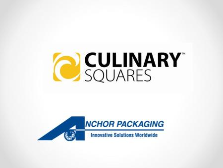 Culinary Squares ™ Culinary Squares ™ Now High Dome & Low Dome Options Same Inside Food Space As Foam Clamshell.