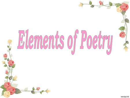 Poetry Defined Poetry is literature in verse form, a controlled arrangement of lines and stanzas. Poems use concise, musical, and emotionally charged.