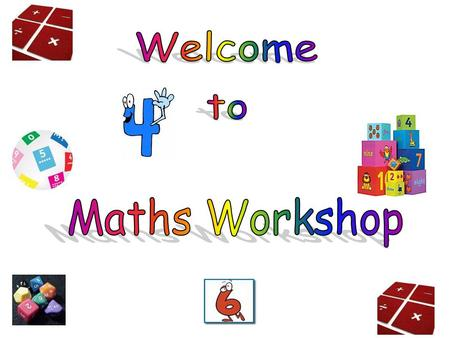 By the end of today: Maths learning – building blocks The way maths progresses in school Understanding the way maths is taught in school Different strategies.