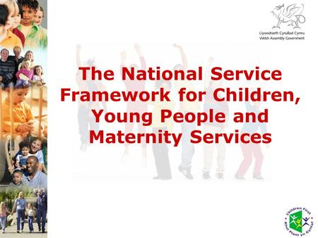 The National Service Framework for Children, Young People and Maternity Services.