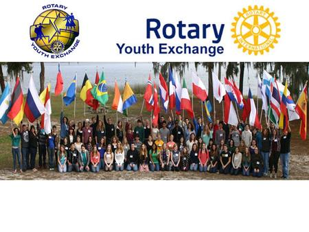 ROTARY INTERNATIONAL What would it take to change the world? Rotary's 1.2 million members believe it starts with a commitment to 'Service Above Self'