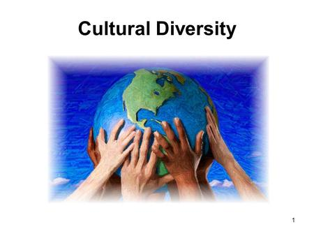 1 Cultural Diversity. 2 Culture, Ethnicity, and Race Health care workers are involved with many different people Respect individuality Be aware of factors.