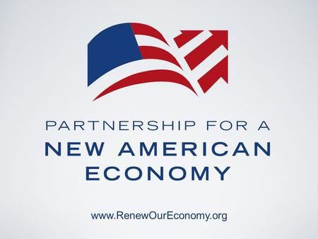 Www.RenewOurEconomy.org. THE MEDIAN AGE OF THE U.S. WORKFORCE IS CLIMBING 42.3* *PROJECTED Source: Bureau of Labor Statistics.