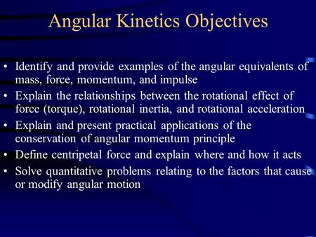 explain the relationship between linear and angular motion