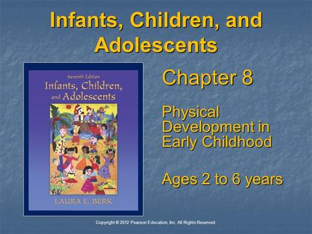 early childhood physical development Introduction early childhood has been identified as a critical time for the development of healthy behaviours, such as physical activity 1 a rationale for promoting physical activity is that it provides the milieu for movement skills to develop, with movement, particularly physical activity play, being the substrate for physical activity during early years and subsequent years leading into.