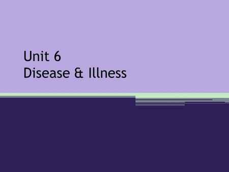 unit 265 causes and spread of Unit 265 - causes and spread of infection unit learning outcome assessment criteria evidence 265 12 11121314152122232425 there are four.