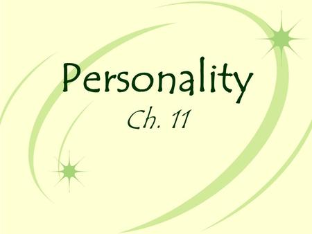 Personality Ch. 11.  html?pid=1512.