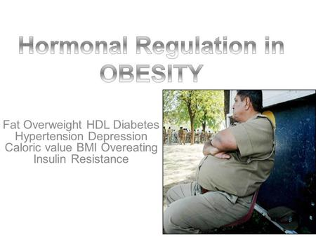 Fat Overweight HDL Diabetes Hypertension Depression Caloric value BMI Overeating Insulin Resistance.