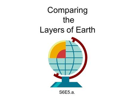 Comparing the Layers of Earth