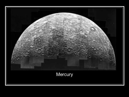Mercury. When and where can you see it? Being so close to the sun, you can only see Mercury when the sun is just beneath the horizon. This is just before.