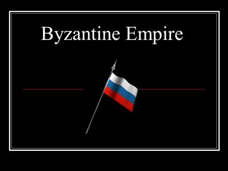 Byzantine Empire. Byzantine After the collapse of the Western Roman Empire, the Eastern Empire becomes prominent. Byzantine empire (Eastern Empire) produced.