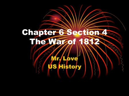 ap us history essay war of 1812 Dbq 6 the war of 1812 ap us 24 december 2014 dbq 6: the war of 1812 after the american revolution, the us is about to engage in another war britain was being more.
