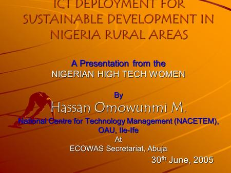 sustainable towards agropreneur emergence in nigeria Phyioscracy and the nigerian system topics: agriculture evaluates the productivity of the tax system for the period 1970- 1999 to devise a reasonably accurate estimation of nigeria's sustainable revenue profile this will assist in the design of an appropriate expenditure profile as a means of averting the persistent unsustainable fiscal deficit in.