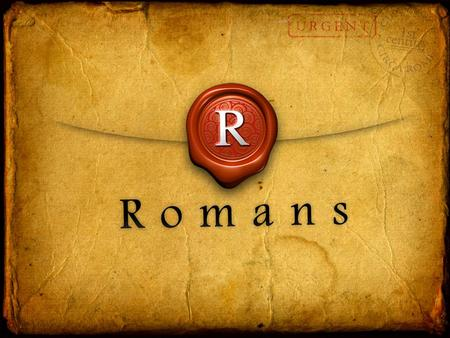 The God Whose Purposes Are Eternal, Romans 11:13-27.