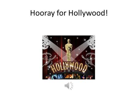 Hooray for Hollywood! Using Movie Musicals in the ESL Classroom.