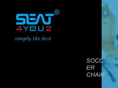 simply the best SOCC ER CHAIR TOP QUALITY FASHION STYLE ERGONOMIC DESIGN.