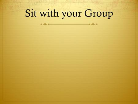 "Sit with your Group. 9.16 ""Do Now""  Vocabulary review!!!  Get out a colored pen and your vocabulary paragraphs from Monday night.  First, quiz yourself."