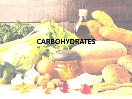 CARBOHYDRATES. It is the body's most preferred energy source.