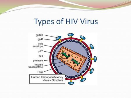 Types of HIV Virus. PICTURE OF HIV AFFECTED CHILD.