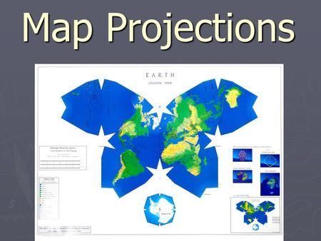 Map Projections. Warm Up ► Draw an accurate map of South America with as many details as you can.