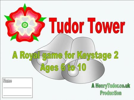 Tudor Tower The aim of the game is to collect 6 wives, disposing of the first 5 in the following manner: 1.Divorce 2.Execute 3.Death after one full round.