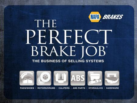 What is driving innovation? Technology is changing brake systems…