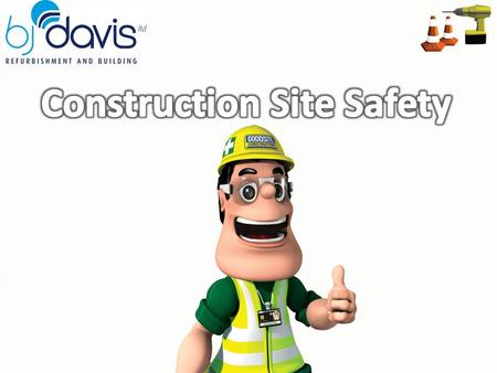 1 4 Building sites are all around us - there may even be one close to your house or school. But remember, although they may look exciting and fun to.