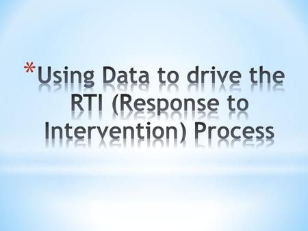 Results Data Process Data Interventions Perception Data.