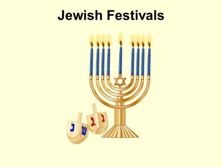 Jewish Festivals. Rosh Hashanah New Year's Rosh Hashanah, the Jewish New Year, falls in Sept. or early Oct. The sounding of the shofar signifies the beginning.