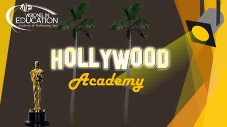 Academy. Destination: Los Angeles, California Specialisation: Drama Duration: 6-Day / 5-Night Ground Package.