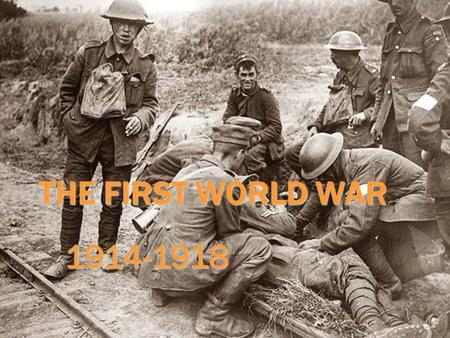 'the first world war increased rather Anne bostanci ponders a promising emerging shift in the uk's discussions about the first world war  how was india involved in the first world war  rather.