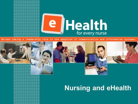 Nursing and eHealth. Presentation Overview Background to the nurse peer leader strategy o Nurse Peer Leader Strategy o About CHI and RNAO o The Peer Leaders.
